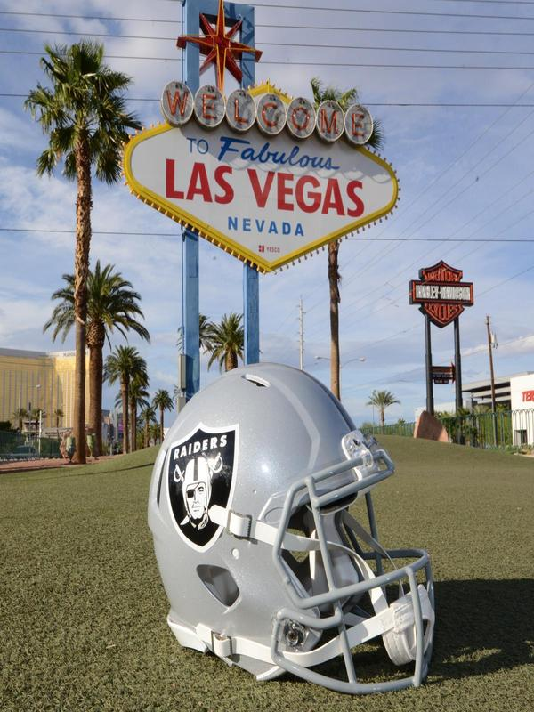 Las Vegas Raiders - Photo credit: NFL
