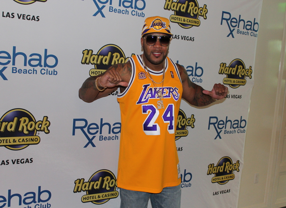 Flo Rida - Photo credit: Cameron Bonomolo