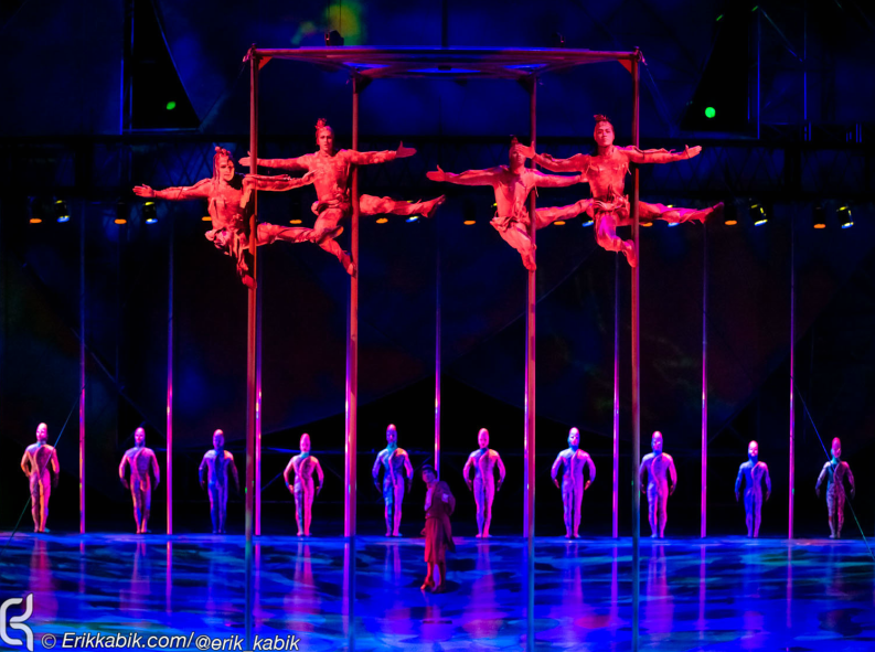 Mystere — Photo credit: Erik Kabik