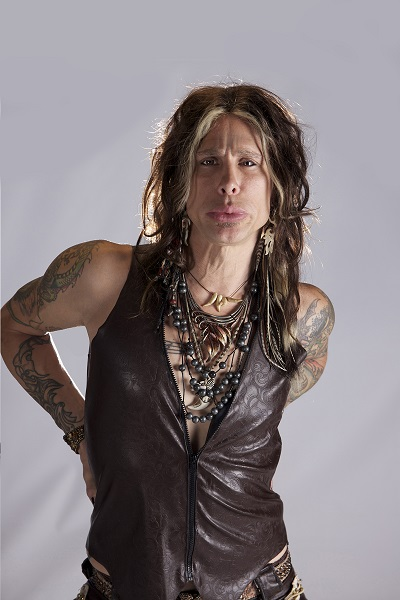 Chris VanDahl as Steven Tyler by Darwin Poblete