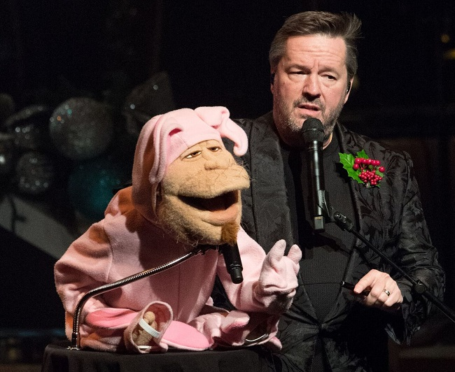 Terry Fator and stoner Duggie Scott Walker - Photo credit: Tom Donoghue