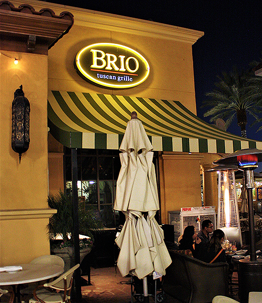 BRIO - Photo credit: John Hardin