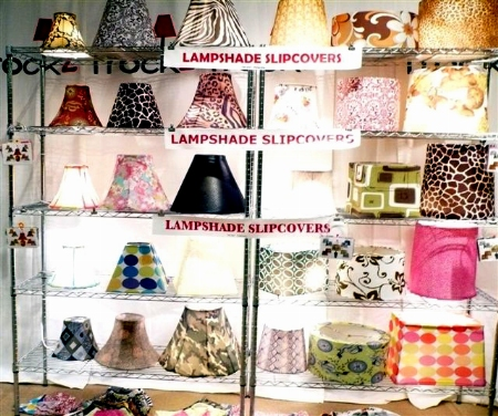 lampshade makeovers