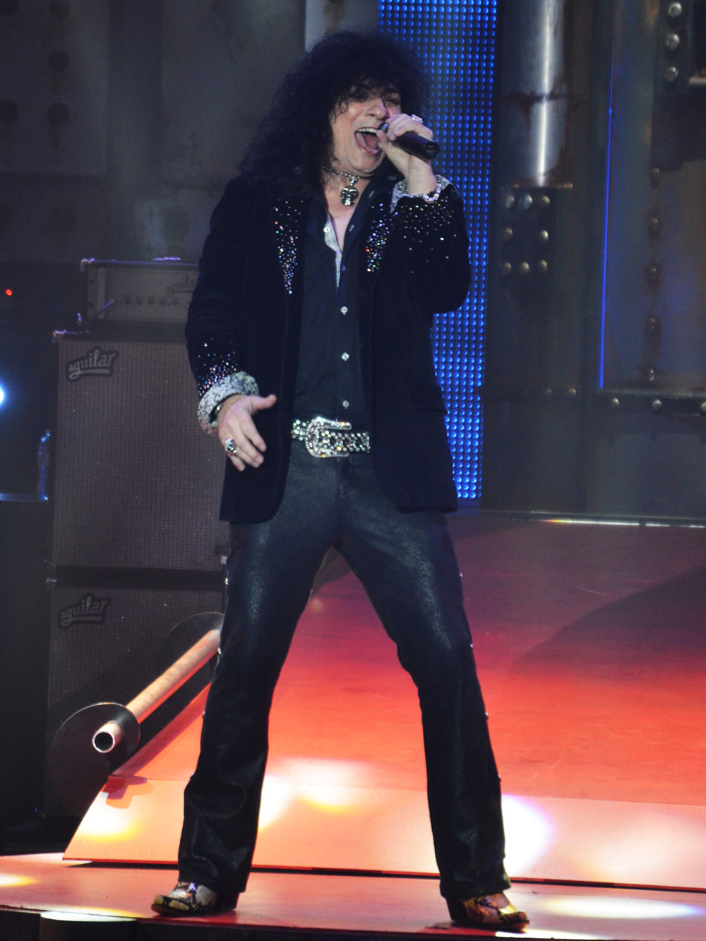 Paul Shortino Rock Vault Trop 62563