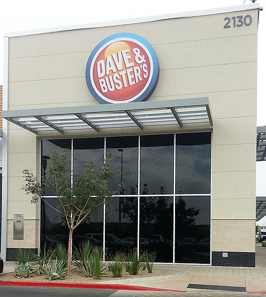 Dave & Buster's in Downtown Summerlin