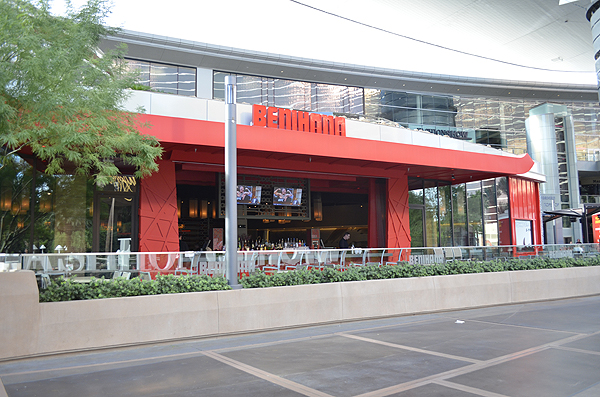 Benihana Restaurant Photo Credit Stephen Thorburn