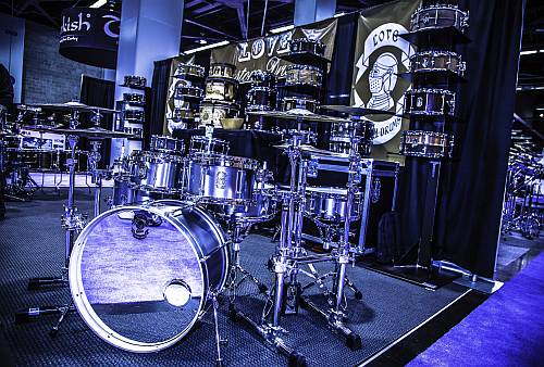 Beautiful Drumsets