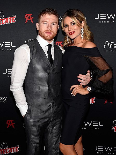 JEWEL Canelo Alvarez Photo credit David Becker 6