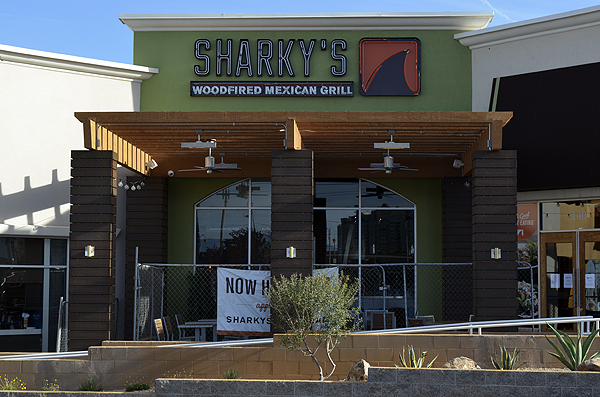 Sharky's Woodfired Mexican Grill - Photo credit: Stephen Thorburn
