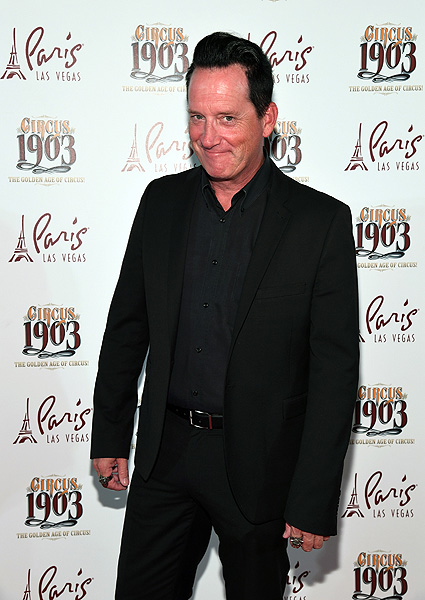 Comedy Hypnotist Anthony Cools Attends Opening Night of CIRCUS 1903 at Paris Las Vegas 7.25.17 Ethan Miller