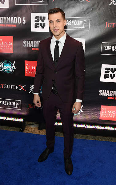 Cody Linley - Photo credit Ethan Miller/Getty Images