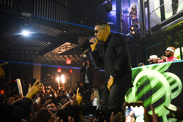 Nas at Marquee 8.27.17