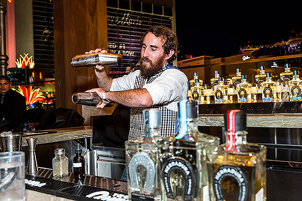 Las Vegas Herradura Bartender Legends Competition 1117