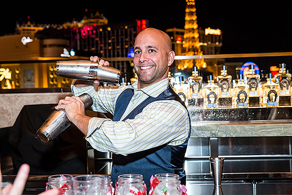 Las Vegas Herradura Bartender Legends Competition 1167 Tim Weigel