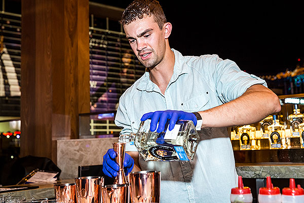 Las Vegas Herradura Bartender Legends Competition 1201 Nick Hipwell