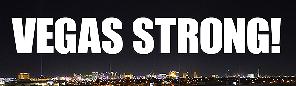 We, at Las Vegas Round the Clock, are deeply saddened by the senseless act of violence that occurred in our city on Sunday evening, October 1, 2017 and send ...