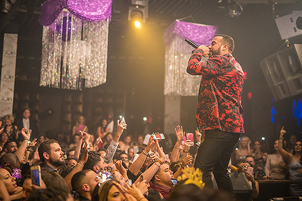 12.31.17 Marquee French Montana Photo cred Tony Tran