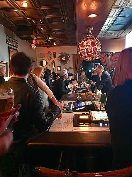 The MINT Tavern official opening night March 1 2018