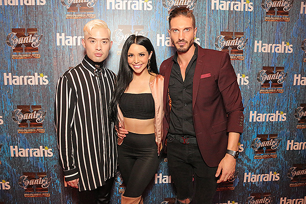 Chester Lockhart Scheana Shay and Chris Hodgson