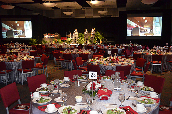 15th Annual UNLV Hall of Fame Awards - Photo credit: Stephen Thorburn