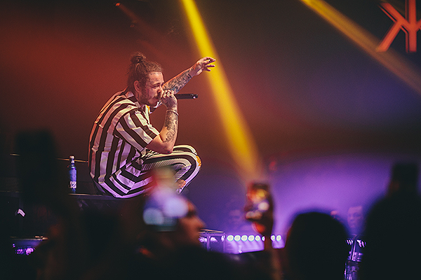 Hakkasan Post Malone Photo credit Joe Janet 2