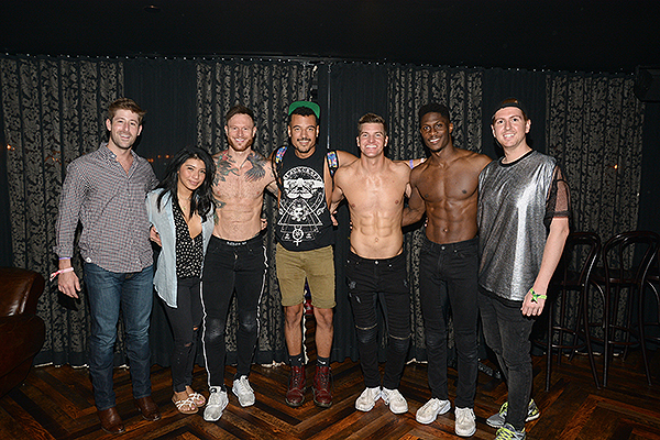 Kristin Maldonado from Pentatonix at Magic Mike Live 5.20.18 3