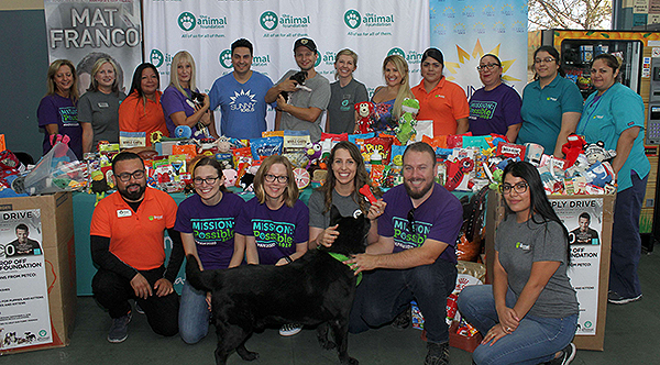 2018 09 11 Mat Franco Animal Foundation 0048
