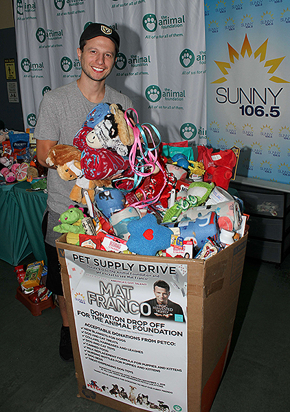 2018 09 11 Mat Franco Animal Foundation 0065