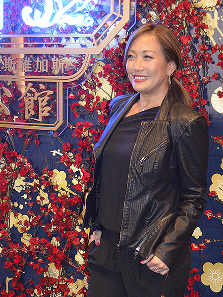 Mott 32 at the Palazzo Las Vegas Carrie Ann Inaba 4668