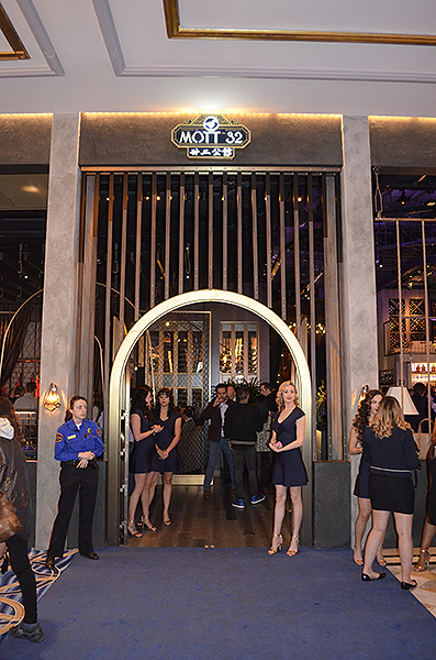 Mott 32 at the Palazzo Las Vegas - Photo credit: Stephen Thorburn