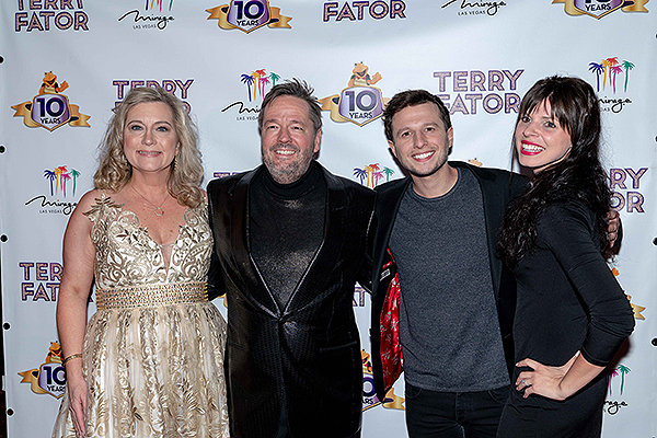 Terry Fator 10 Anniversary AB 80