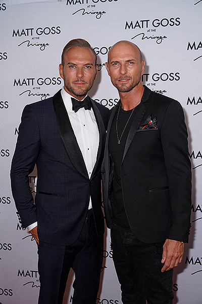 Matt Goss and Luke Goss - Photo credit: Denise Truscello