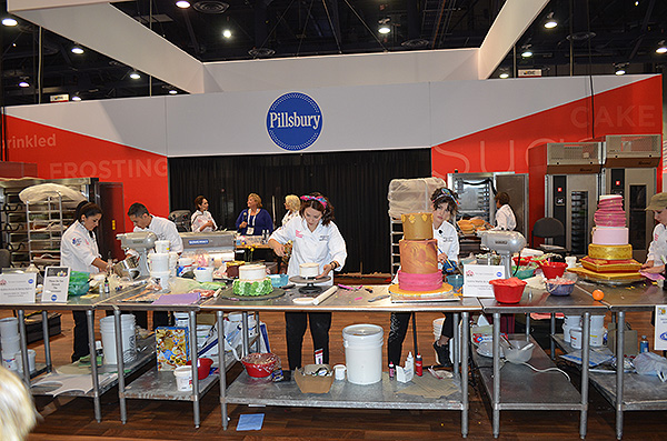 IBIE Baking Expo 7166