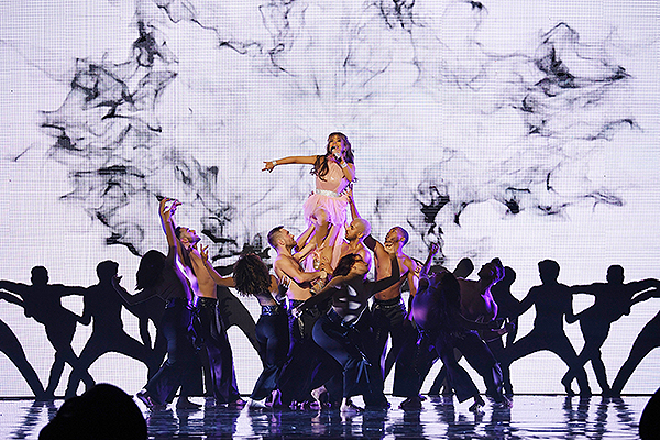 Paula Abdul Forever Your Girl at Flamingo Las Vegas by Denise Truscello 6