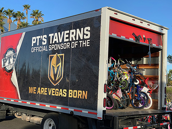 PTs 2019 Truck Donation