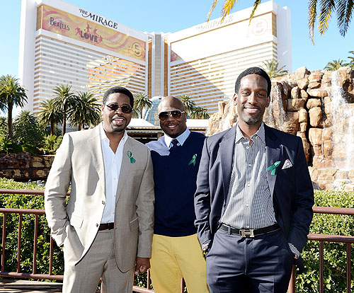 Boyz II Men TheMirage Truscello 1313