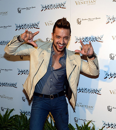 Jai Rodriguez ROCK OF AGES