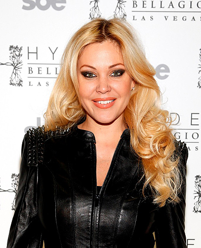 Shanna Moakler at Hyde Bellagio Las Vegas 12.31.12