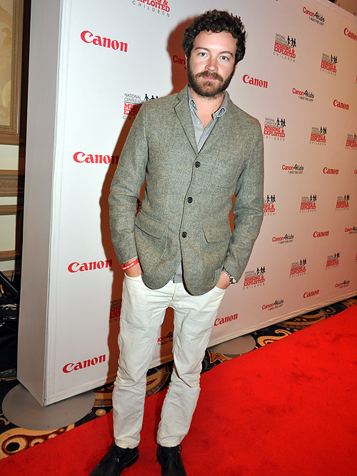 Danny Masterson Canon 2013 Benefit for The National Center For Missing And Exploited Children18935 2