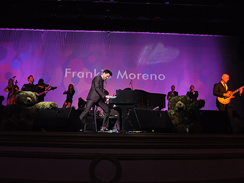 Frankie Moreno Canon 2013 Benefit for The National Center For Missing And Exploited Children19105