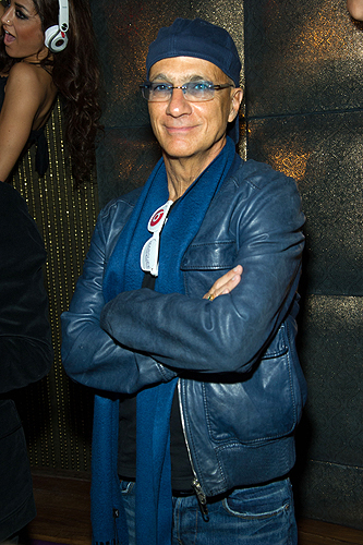 Jimmy Iovine Beats by Dre After Party Marquee Nightclub