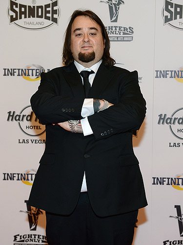 Chumlee- Photo credit Wire Image-Denise Truscello