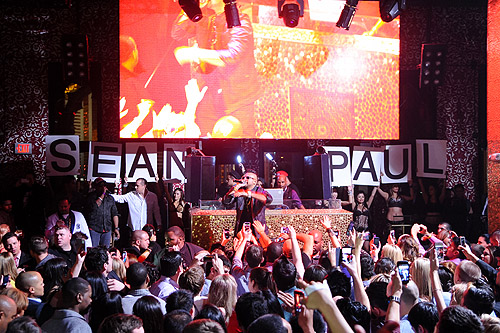 Sean Paul TAO Performance