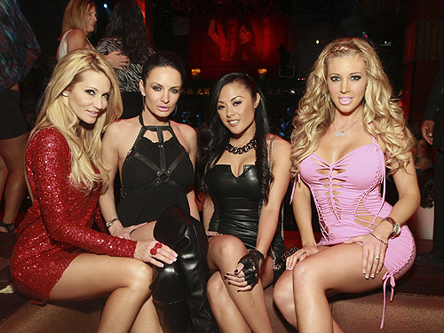 The Wicked Girls TAO AVN Awards Pre-Party
