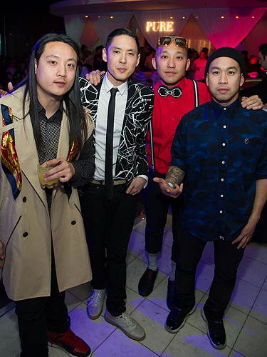 Far East Movement PURE Nightclub