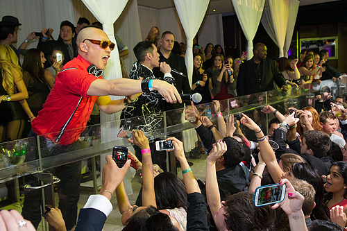 Far East Movement Prohgress Performance PURE