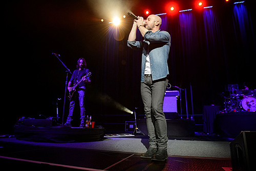Daughtry performs at The Chelsea inside The Cosmopolitan of Las Vegas Feb. 14 Powers Imagery 1 Low
