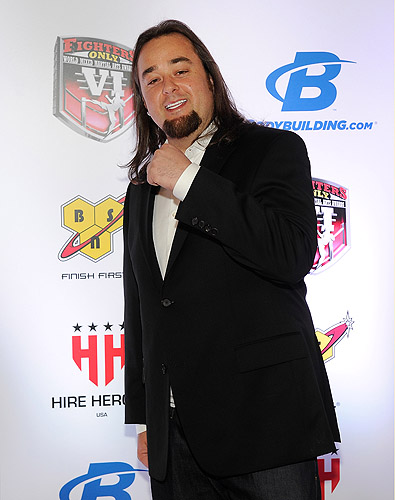 Chumlee - Photo credit Wire Image-Dave Becker