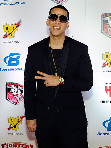 Daddy Yankee - Photo credit Wire Image-Dave Becker
