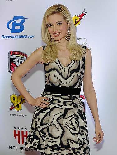Holly Madison - Photo credit Wire Image-Dave Becker